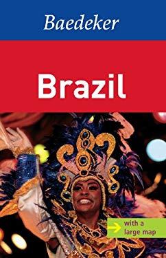 Baedeker Brazil [With Map] 9783829765480