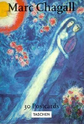 Chagall: Postcards 9783822879689