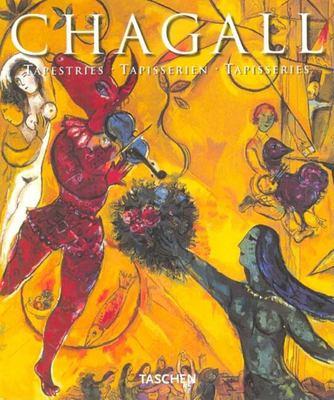 Chagall: Tapestries Tapisserien Tapisseries 9783822866092