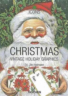 Christmas: Vintage Holiday Graphics 9783822845868