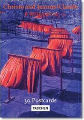 Christo: The Gates Postcard Book 9783822844212