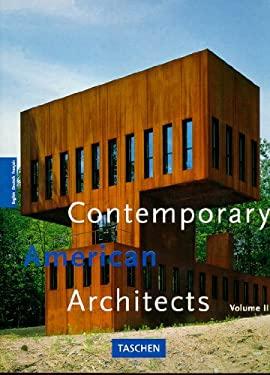 Contemporary American Architects: Vol. 2 9783822885895