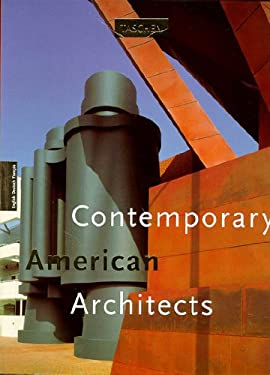 Contemporary American Architects: Vol. 1 9783822894545