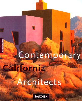 Contemporary California Architects 9783822887721