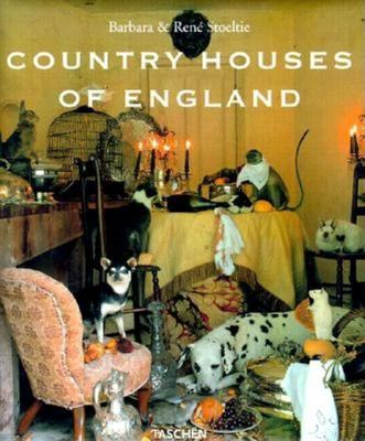 Country Houses of England 9783822865262