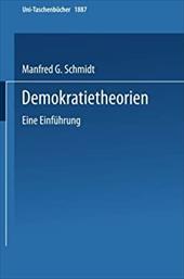 Demokratietheorien: Eine Einfhrung (Uni-Taschenbcher) (German Edition) 21879091