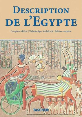 Description de L' Egypte 9783822889640