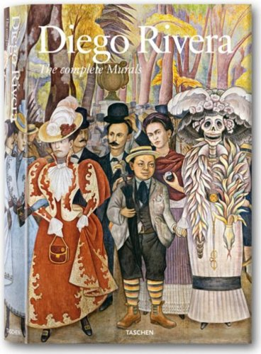 Diego Rivera: The Complete Murals 9783822851777