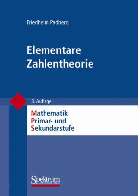 Elementare Zahlentheorie 9783827417596