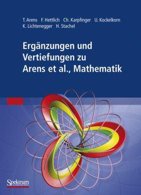 Erg Nzungen Und Vertiefungen Zu Mathematik 9783827421241