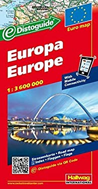 Europa/Europe e-Distoguide [With Web Navigator 2.0 Mobile Connectivity] 9783828300170