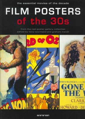 Film Posters of the 30s: The Essential Movies of the Decade 9783822845110