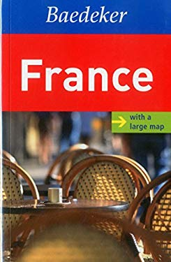 Baedeker France [With Map] 9783829766142