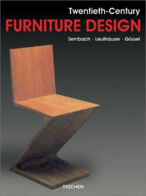 Furniture Design 9783822821404