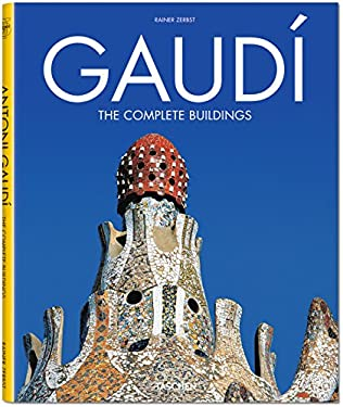 Gaudi: The Complete Buildings 9783822840726