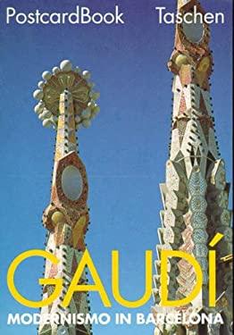 Gaudi Postcard Book
