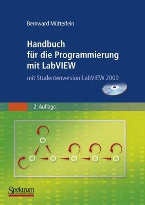 Handbuch Fur die Programmierung Mit LabVIEW 9783827423375