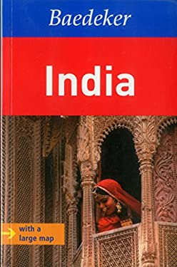 Baedeker: India [With Map] 9783829766227