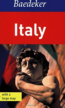 Baedeker Italy [With Map] 9783829765473