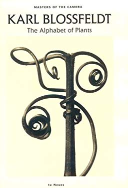 Karl Blossfeldt: The Alphabet of Plants 9783823803645