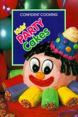 Kids' Party Cakes 9783829006811