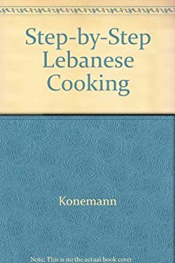 Lebanese Cooking 9783829016117