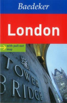 London Baedeker Guide 9783829768078