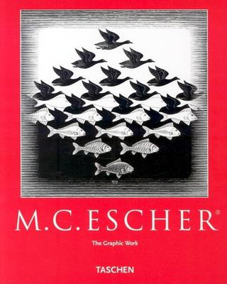 M. C. Escher: The Graphic Work: Introduced and Explained by the Artist 9783822858646