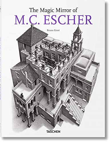 Magic Mirror of M.C. Escher 9783822837030