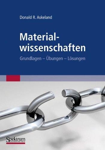 Materialwissenschaften 9783827427410