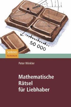 Mathematische R Tsel F R Liebhaber 9783827420343
