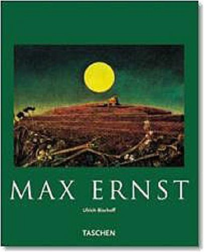 Max Ernst, 1891-1976: Beyond Painting 9783822813881