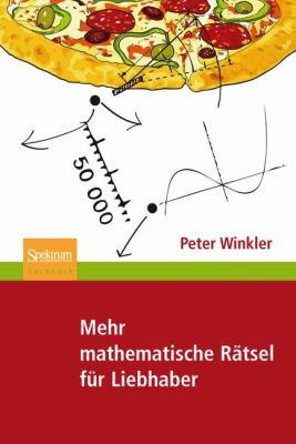 Mehr Mathematische Ratsel fur Liebhaber 9783827423498
