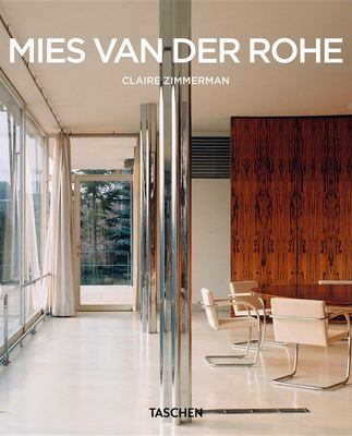 Mies Van Der Rohe: 1886-1969 9783822836439