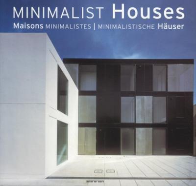 Minimalist Houses 9783822851456