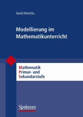 Modellierung Im Mathematikunterricht 9783827419385