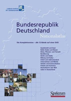 Nationalatlas Bundesrepublik Deutschland - Die Komplettversion: Alle 12 B Nde Auf Einer DVD