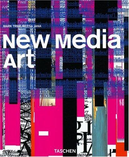 New Media Art 9783822830413