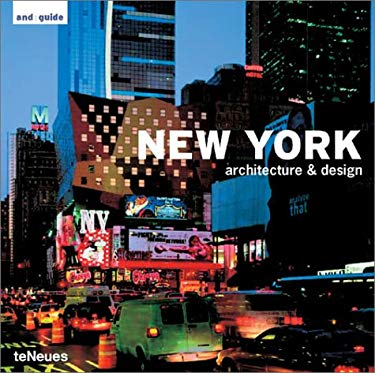 New York: Architecture and Design 9783823845478