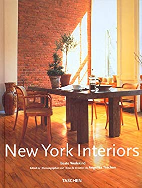 New York Interiors 9783822818725