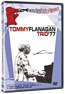 Norman Granz Jazz in Montreux Presents Tommy Flanagan Trio '77