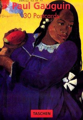 Paul Gauguin Postcard Book 9783822885901