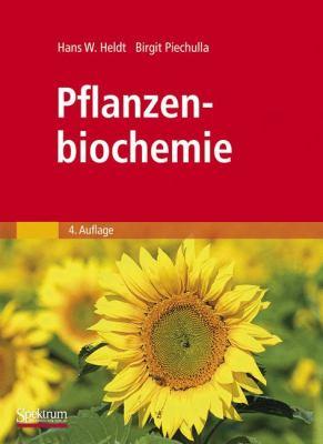 Pflanzenbiochemie 9783827419613