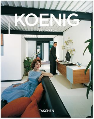 Pierre Koenig: 1925-2005: Living with Steel 9783822848913