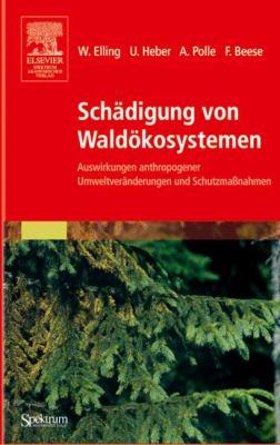 Schadigung Von Waldakosystemen: Auswirkungen Anthropogener Umweltveranderungen Und Schutzmaanahmen 9783827417657