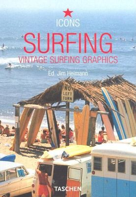 Surfing: Vintage Surfing Graphics 9783822830079