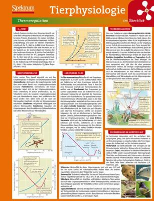 Tierphysiologie Im Berblick 9783827421357
