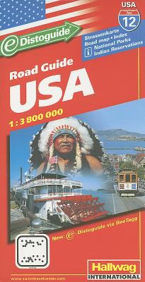USA Road Guide e-Distoguide 9783828300477