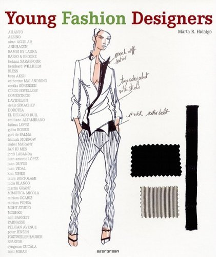 Young Fashion Designers 9783822844236