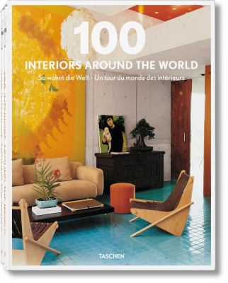 100 Interiors Around the World (2 Vol.) 9783836529884